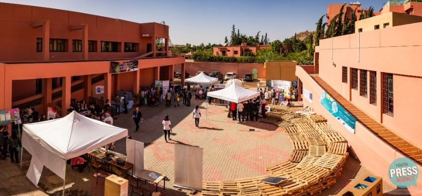 Acabando con los tabús en Marruecos
