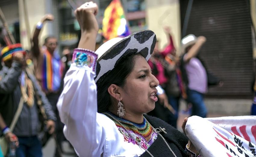 COP25: Los pueblos indígenas exigen más participación