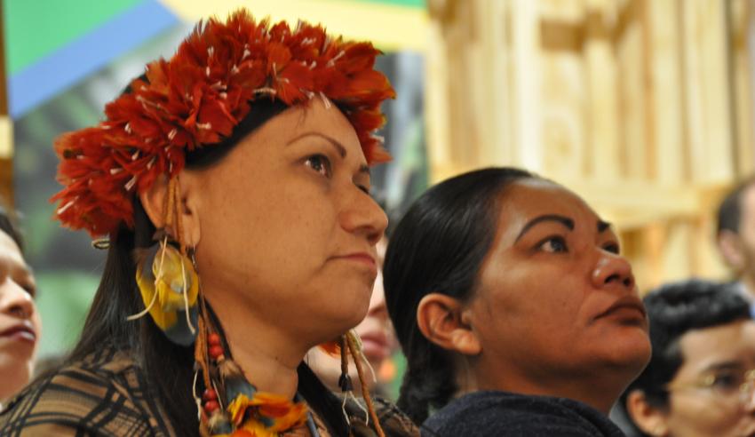 El mañana está aquí : Brasil se ocupa de los impactos del cambio climático