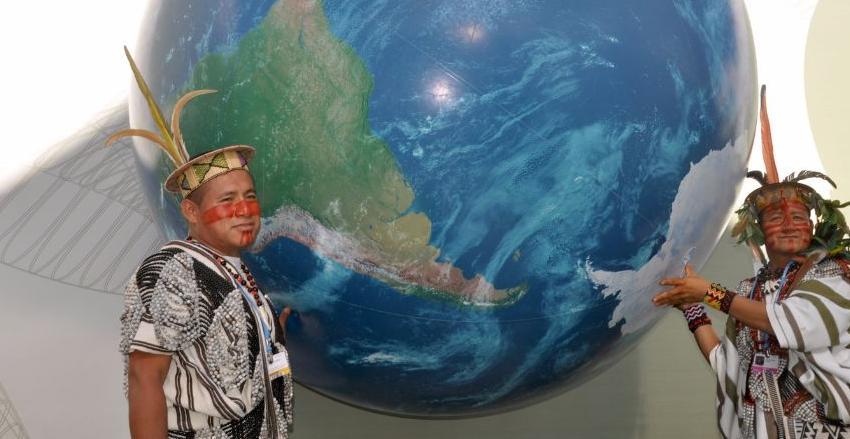 El rol de las comunidades Indígenas en las Luchas contra el Cambio Climático