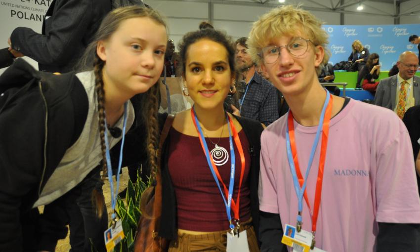 Greta Thunberg: una estudiante que inspiró al mundo
