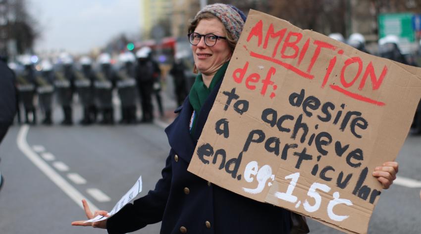 La alianza de países productores de petróleo amenaza las negociaciones sobre cambio climático