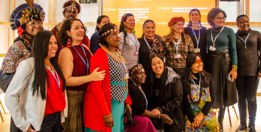 Pensar globalmente como pueblos originarios en la era del cambio climático