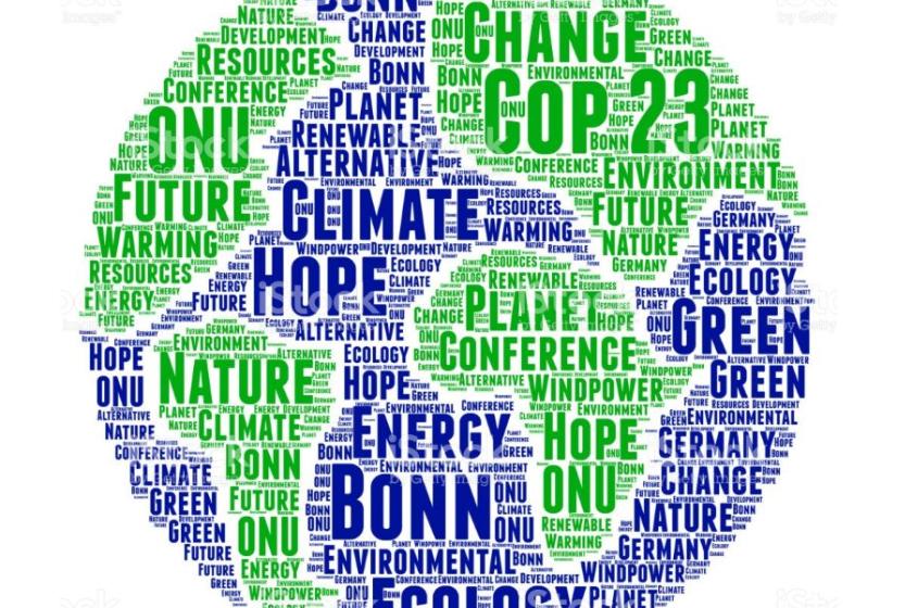 Presentación Informe COP23 – Cambio Climático