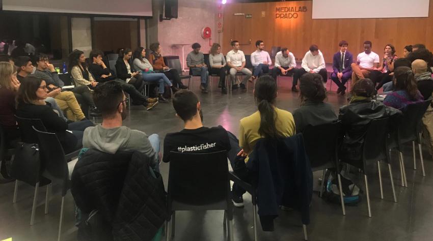 Solutions For Future: Jóvenes proponen soluciones para la COP25