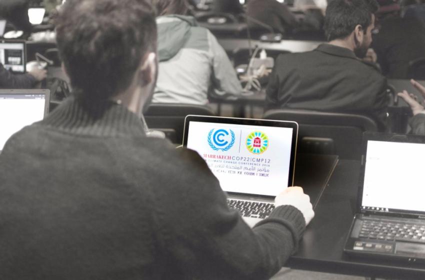 Aquí estamos: comienza la COP 22