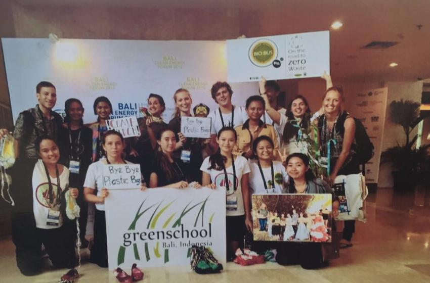 Escuelas verdes, generaciones verdes