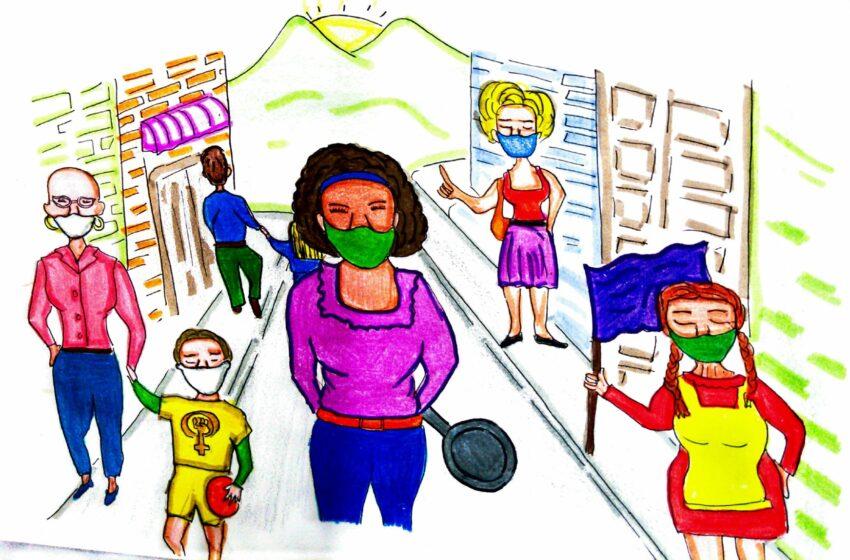 """La """"Nueva Normalidad"""": Género y economía en tiempos de pandemia."""