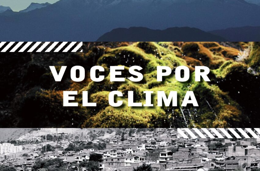 Revista 'Voces por el  clima'