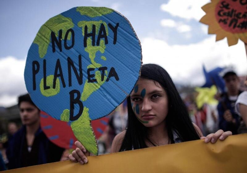 Equidad Intergeneracional en Cambio Climático: Latinoamérica