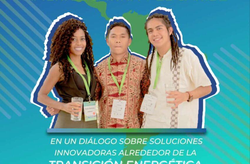 Empoderando a la juventud Latinoamericana y Caribeña para una transición energética sostenible.