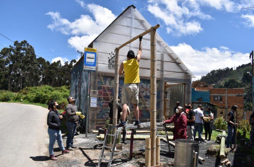 El Alto Fucha: Ecoterritorio de lucha para habitar el borde urbano
